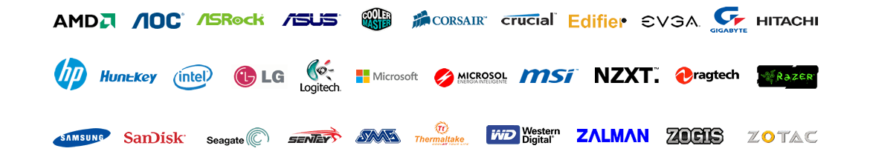 Exittec - Comércio e Soluções em Tecnologia   Parceria com as melhores marcas de tecnologia.